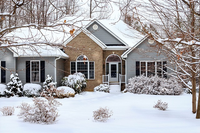 How to Winterize My Aurora Home